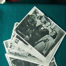 Cine: ROMEO Y JULIETA - GEORGE CUKOR - NORMA SHEARER - LESLIE HOWARD - 10 FOTOS - INCOMPLETA - 1940 ?. Lote 35447572