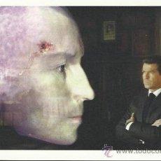 Cine: POSTAL JAMES BOND 007-PIERCE BROSNAN -EL MUNDO NUNCA ES SUFICIENE. Lote 35566147