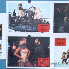 Cine: RG54 LA TIGRESA DE SIBERIA ILSA DYANNE THORNE SET COMPLETO 10 FOTOCROMOS ORIGINAL ESTRENO. Lote 253701995