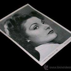 Cine: FOTO CARMEN SEVILLA Nº 72, 17 X 12 CMS. ARTISTAS DE LA PANTALLA. OBSEQUIO REVISTA FLORITA. AÑOS 50.. Lote 35861390