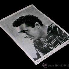 Cine: FOTO VIRGILIO TEIXEIRA 77, 17 X 12 CMS. ARTISTAS DE LA PANTALLA. OBSEQUIO REVISTA FLORITA. AÑOS 50.. Lote 35865241