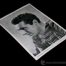 Cine: FOTO VIRGILIO TEIXEIRA 77, 17 X 12 CMS. ARTISTAS DE LA PANTALLA. OBSEQUIO REVISTA FLORITA. AÑOS 50.. Lote 35866586