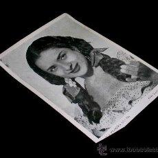Cine: FOTO LOLA FLORES 80, 17 X 12 CMS. ARTISTAS DE LA PANTALLA. OBSEQUIO REVISTA FLORITA. AÑOS 50.. Lote 35867282