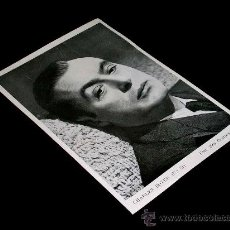 Cine: FOTO CHARLES BOYER 81, 17 X 12 CMS. ARTISTAS DE LA PANTALLA. OBSEQUIO REVISTA FLORITA. AÑOS 50.. Lote 35867313