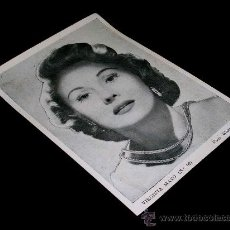 Cine: FOTO VIRGINIA MAYO 82, 17 X 12 CMS. ARTISTAS DE LA PANTALLA. OBSEQUIO REVISTA FLORITA. AÑOS 50.. Lote 35867336