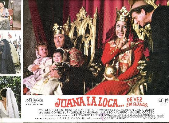 Resultat d'imatges de Juana la Loca de vez en cuando