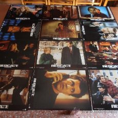 Cine: RESCATE,MEL GIBSON, RENE RUSO 12 FOTOCROMOS (6218). Lote 36025978