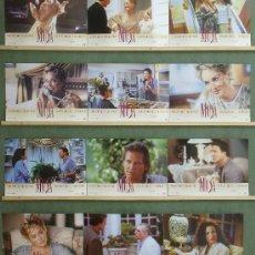 Cine: QD45 LA MUSA SHARON STONE ANDIE MACDOWELL JEFF BRIDGES SET COMPLETO 12 FOTOCROMOS ORIGINAL ESTRENO. Lote 36109344