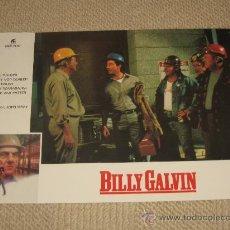 Cine: BILLY GALVIN, JOHN GRAY, KARL MALDEN, 8 FOTOCROMOS, LOBBY CARDS. Lote 36258303