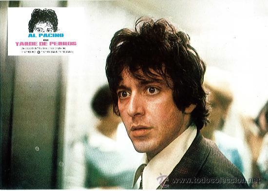 Cine: Juego de 12 fotocromos de la película Tarde de perros. Al Pacino. Originales de época - Foto 2 - 36326672