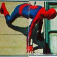 Cine: 3 CROMOS ALBUM TELE-STARS 1978 EDICIONES ESTE -SPIDER-MAN-EL HOMBRE ARAÑA-188-189-190. Lote 36365540