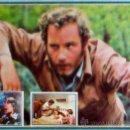 Cine: 3 CROMOS ALBUM TELE-STARS 1978 EDICIONES ESTE -ENCUENTROS EN LA 3ª FASE-EL ENJAMBRE-191-193-194. Lote 36365579