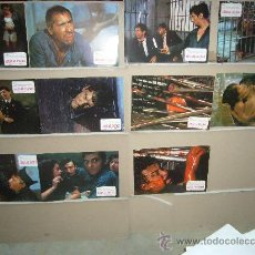 Cine: CELDA DE CASTIGO SALVADOR SANCHES JOSE CARLOS RUIZ 11 FOTOCROMOS ORIGINALES B2. Lote 36400175
