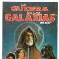 Cine: POSTAL LA GUERRA DE LAS GALAXIAS (STAR WARS). Lote 36704774