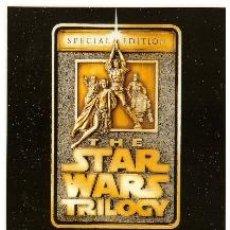 Cine: POSTAL LA GUERRA DE LAS GALAXIAS (STAR WARS): THE STAR WARS TRILOGY. Lote 36704836