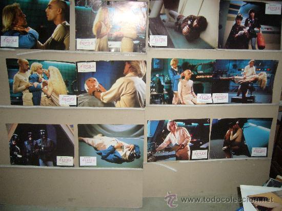ANDROIDE KLAUS KINSKI JUEGO COMPLETO B2(203) (Cine - Fotos, Fotocromos y Postales de Películas)