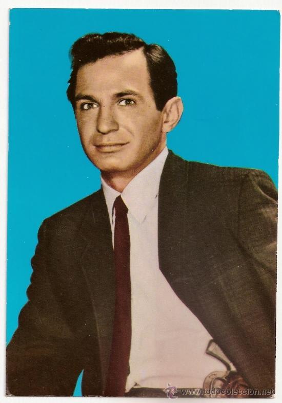 FOTO POSTAL DE BEN GAZZARA EN TV ARRESTO Y JUICIO AÑOS 60 (Cine - Fotos y Postales de Actores y Actrices)