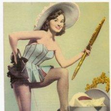 Cine: FOTO POSTAL DE LUCY MARLOW AÑOS 50- 60. Lote 37346258