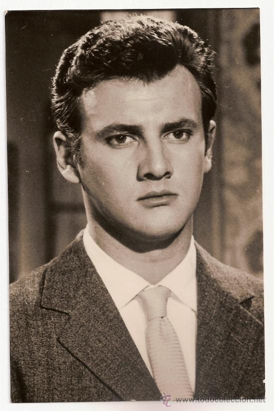 FOTO POSTAL DE CARLOS LARRAÑAGA AÑOS 60 (Cine - Fotos y Postales de Actores y Actrices)
