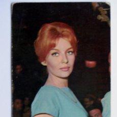 Cine: CINE / ANNETTE VADIM / FOTO DE SIRMAN PRESS / POSTALCOLOR /1964. Lote 37651738