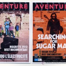 Cine: SEARCHING FOR SUGAR MAN.. Lote 174343110