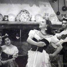 Cine: FOTOCROMO ORIGINAL. CUENTOS DE LA ALHAMBRA. CARMEN SEVILLA. FLORIAN REY. Lote 37814027