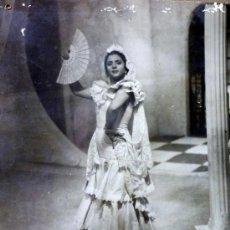 Cine: FOTOCROMO ORIGINAL. PELICULA EMBRUJO. LOLA FLORES. MANOLO CARACOL. ESPAÑA 1947. Lote 158328284