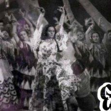 Cine: FOTOCROMO ORIGINAL. PELICULA EMBRUJO. LOLA FLORES. MANOLO CARACOL. ESPAÑA 1947. Lote 158328324