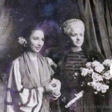 Cine: FOTOCROMO ORIGINAL. PELICULA EMBRUJO. LOLA FLORES. MANOLO CARACOL. ESPAÑA 1947. Lote 37825515