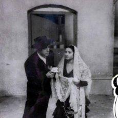 Cine: FOTOCROMO ORIGINAL. PELICULA EMBRUJO. LOLA FLORES. MANOLO CARACOL. ESPAÑA 1947. Lote 158328113