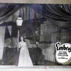 Cine: FOTOCROMO ORIGINAL. PELICULA EMBRUJO. LOLA FLORES. MANOLO CARACOL. ESPAÑA 1947. Lote 37825607