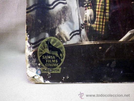 Cine: FOTOCROMO ORIGINAL. EL CAPITAN VENENO. SARA MONTIEL Y FERNANDO FERNAN GOMEZ, SAMSA FILMS - Foto 3 - 37813834