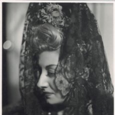 Cine: YEGROS, LINA (1948)_PHOTO GALÁN. Lote 37925113