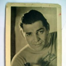 Cine: ANTIGUA FOTO : CLARK GABLE. METRO GOLDWYN MAYER. . Lote 37981344