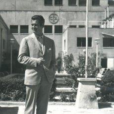 Cine: SUÁREZ, JOSÉ (1962)_PHOTO A. SAIZ (MADRID) . Lote 37962866