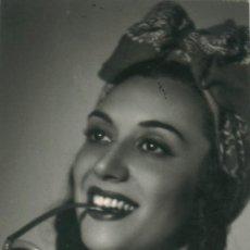 Cine: TAMAYO, MARUJA (1943)_PHOTO ANTONIO (ZARAGOZA). Lote 38189835