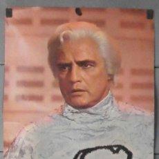 Cine: SUPERMAN,1978, 1 FOTOCROMO GIGANTE 75X55 CM APROX,CARTULINA (G3/6). Lote 38360035