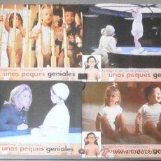 Cine: UNOS PEQUES GENIALES,8 FOTOCROMOS TOTAL,4 GRANDES (G50/52)VER TODAS LAS FOTOS. Lote 38430982