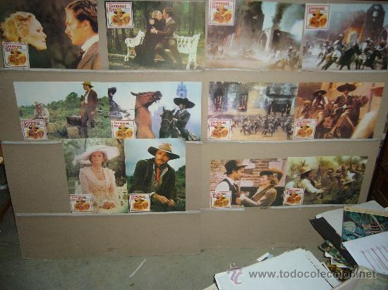 CAMPANAS ROJAS FRANCO NERO URSULA ANDRESS JUEGO COMPLETO B2 (330) (Cine - Fotos, Fotocromos y Postales de Películas)