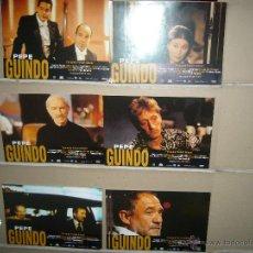 Cine: PEPE GUINDO FERNAN GOMEZ JORGE SANZ RESINES SAN FRANCISCO JUEGO COMPLETO B2 (126). Lote 39521461