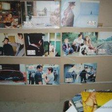 Cine: MCVICAR ROGER DALTREY (THE WHO) 10 FOTOCROMOS ORIGINALES B2(147). Lote 39753745
