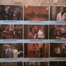 Cine: SET COMPLETO 12 FOTOCROMOS. ESPERAME EN EL CIELO. PEPE SORIANO, JOSE SAZATORNIL, CHUS LAMPREAVE.. Lote 39902050