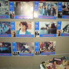 Cine: EL GUERRERO AMERICANO III 11 FOTOCROMOS ORIGINALES B(88). Lote 39908808