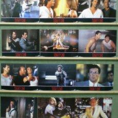 Cine: QG87 TANGO Y CASH SYLVESTER STALLONE KURT RUSSELL SET COMPLETO DE 12 FOTOCROMOS ORIGINAL ESTRENO. Lote 41004203