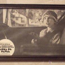 Cine: LUNA DE PAPEL - FOTOGRAMA DE LA PELICULA - TATUM O'NEALL - ENMARCADO - 34 X 24. Lote 40163591