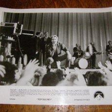 Cine: BONITA FOTOGRAFIA ORIGINAL -TOP SECRET - 1984. Lote 40297692