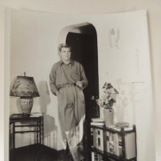 Cinema: FOTO ORIGINAL AMERICANA B/N ROBERT PRESTON - PARAMOUNT PICTURES. Lote 40660323
