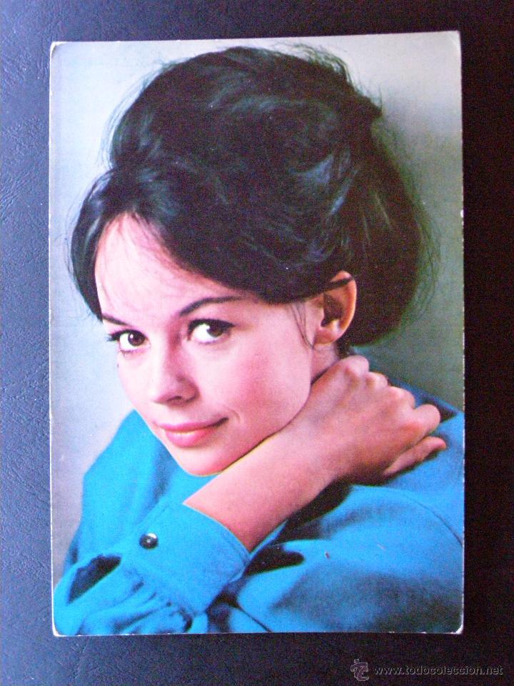 ANTIGUA POSTAL - PASCALE PETITE - NUEVA - SIN ESCRIBIR NI CIRCULAR - 1964 - (Cine - Fotos y Postales de Actores y Actrices)