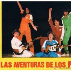 Cine: 12 FOTOCROMOS DE LA PELICULA: LAS AVENTURAS DE LOS PARCHIS. ( + CARTEL. CONSULTAR). Lote 104289238