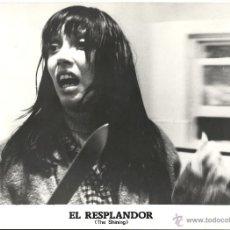 Cine: F13420 SHELLEY DUVAL EL RESPLANDOR FOTO B/N ORIGINAL ESPAÑOLA. Lote 42654252